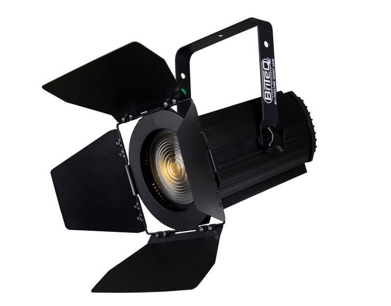 DEMO / OCCASION GAR 3 mois BRITEQ BT-THEATRE 100EC Mk2 ProjecteurFresnel LED 100W 3200K coloris noir