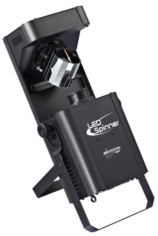 DEMO / OCCASION - GAR 3 mois - JB SYSTEMS LED SPINNER Projecteur Scanner à rouleau rotatif, Led 60W
